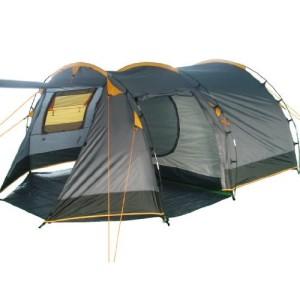 Zelte kaufen - CampFeuer® - Tunnelzelt Familienzelt