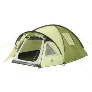 Zelte kaufen - 10T Glenhill 3 - 3-Personen Kuppel-Zelt mit Tunnel-Apsis