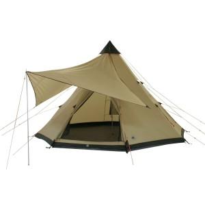 Tipi Zelt kaufen - Modell:10T Shoshone 400 - 8-Personen Tipi Pyramiden-Zelt